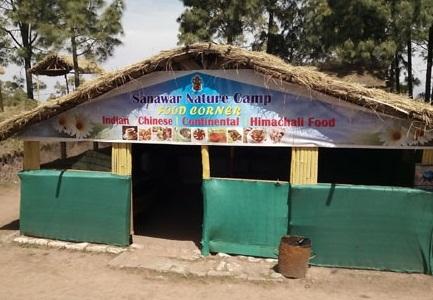 Sanawar Nature Camp in Kasauli
