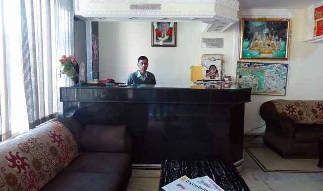 Hotel Sham Palace in Katra