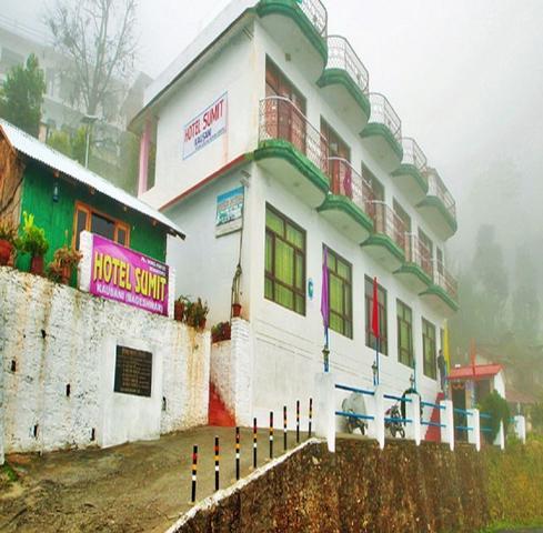 Sumit Hotel Kausani in Kausani