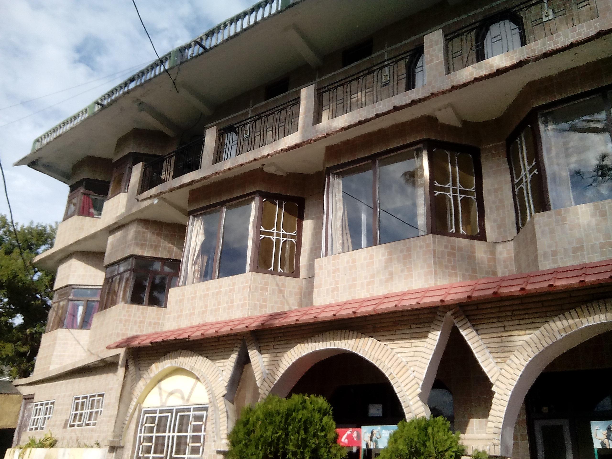 Hotel Prashant in Kausani