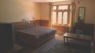 The Khangsar Hotel in Kaza