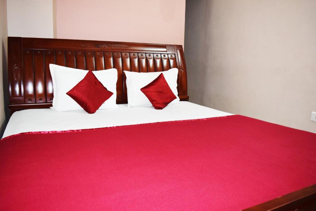 The Hotel Avisha in Kolkata
