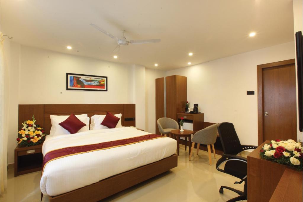 Palakunnel Residency in Kottayam
