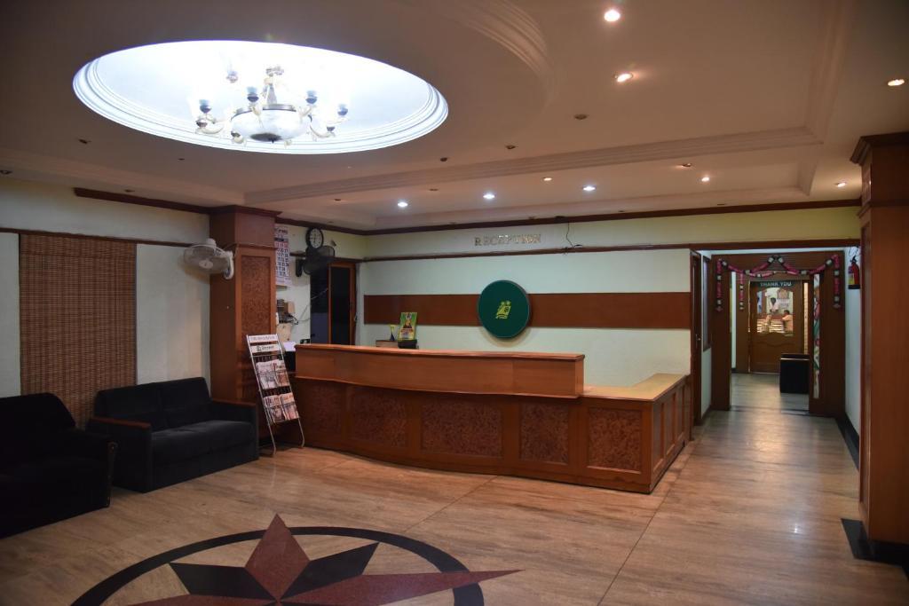 Hotel Green Park in Kumbakonam