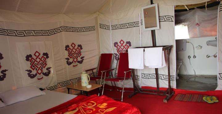 Chunkas Camp Hotel in Leh