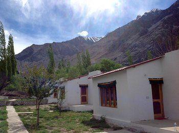 Himalayan Eco Resort in Leh
