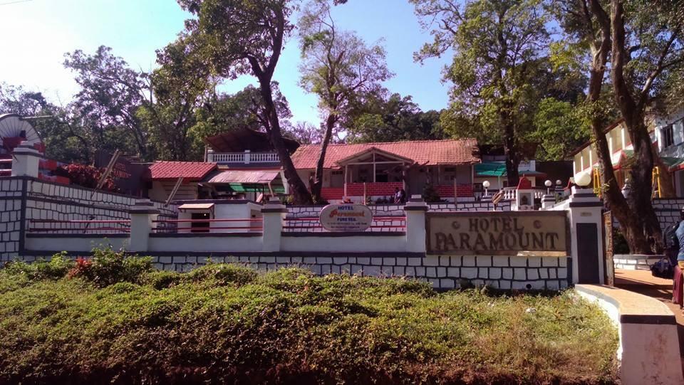 Hotel Paramount in Matheran