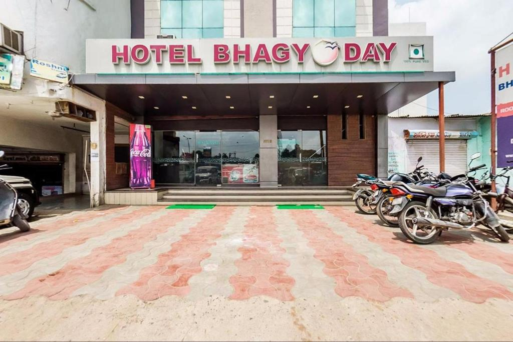 Hotel Bhagyoday in Mehsana