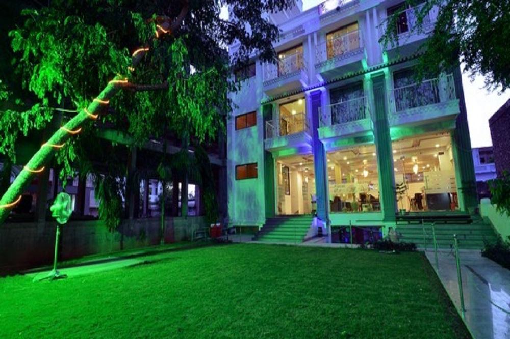 Hotel Royal Heritage in Mount Abu