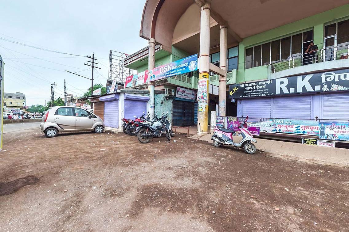 Hotel Dsk Residency in Nandurbar