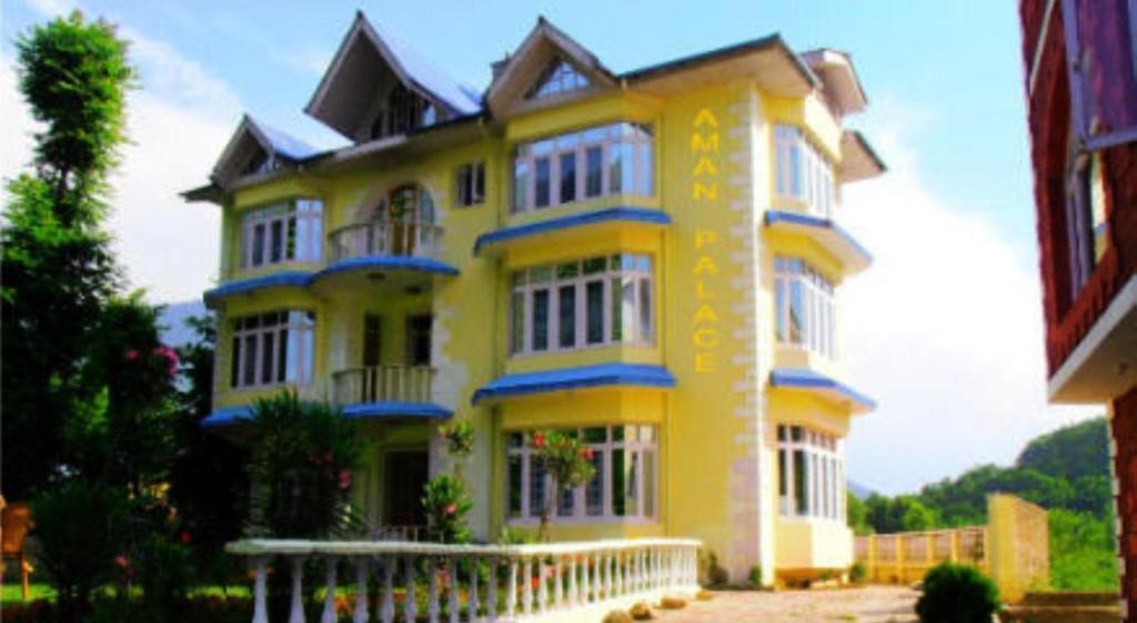 Hotel Aman Palace in Srinagar