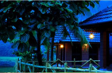 Vettoms Lakeview Resort in Idukki