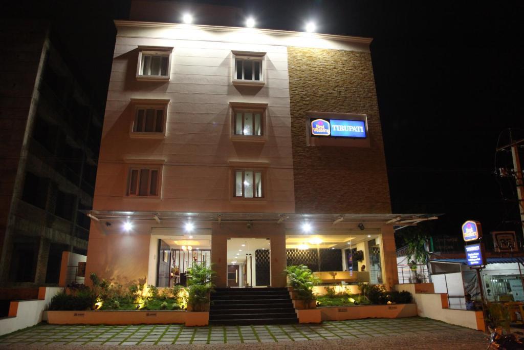 Best Western Tirupati in Tirupati