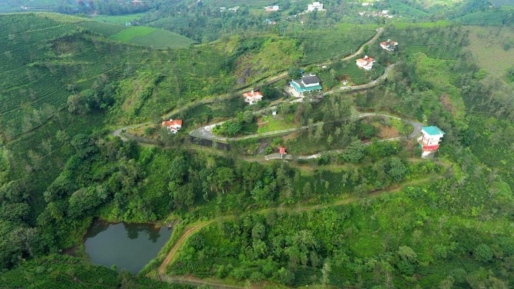 Falcon Crest in Vagamon