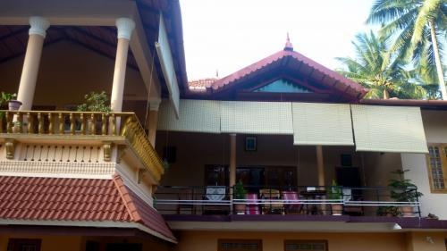 Greens Vista Homestay in Wayanad