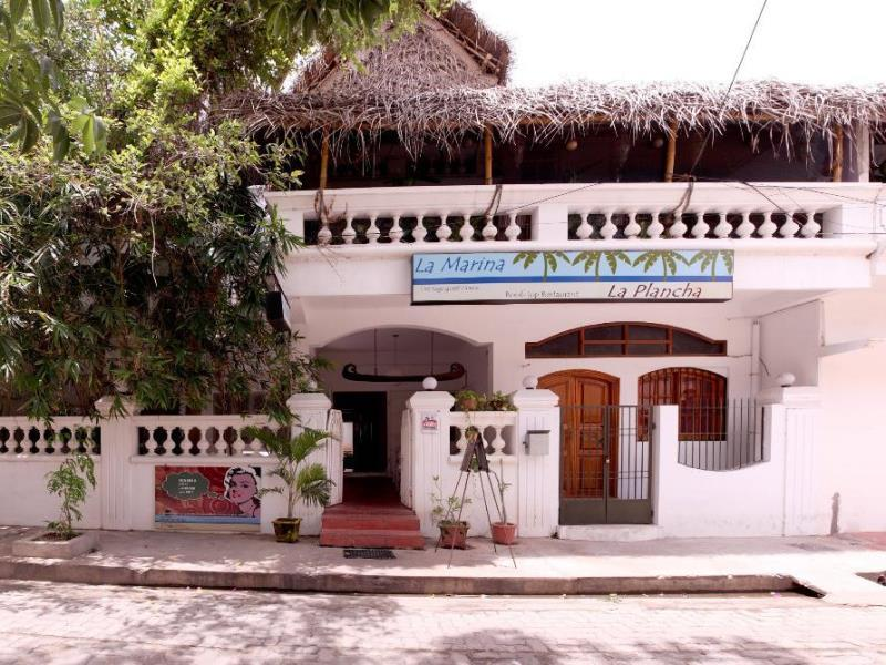 La Marina A Heritage Guest House in Pondicherry