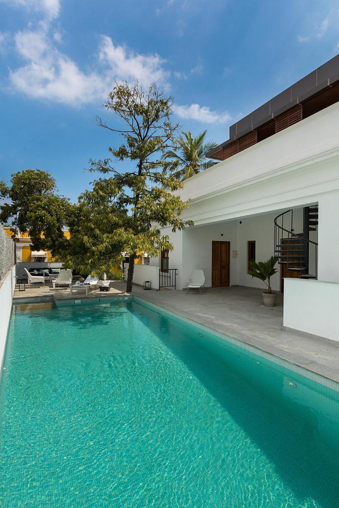 La Villa in Pondicherry