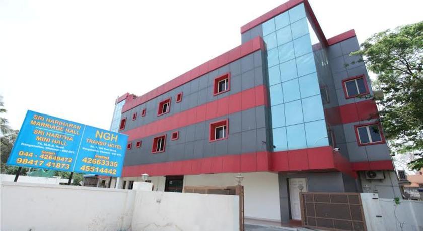Purple Inn Serviced Apartments in Chennai