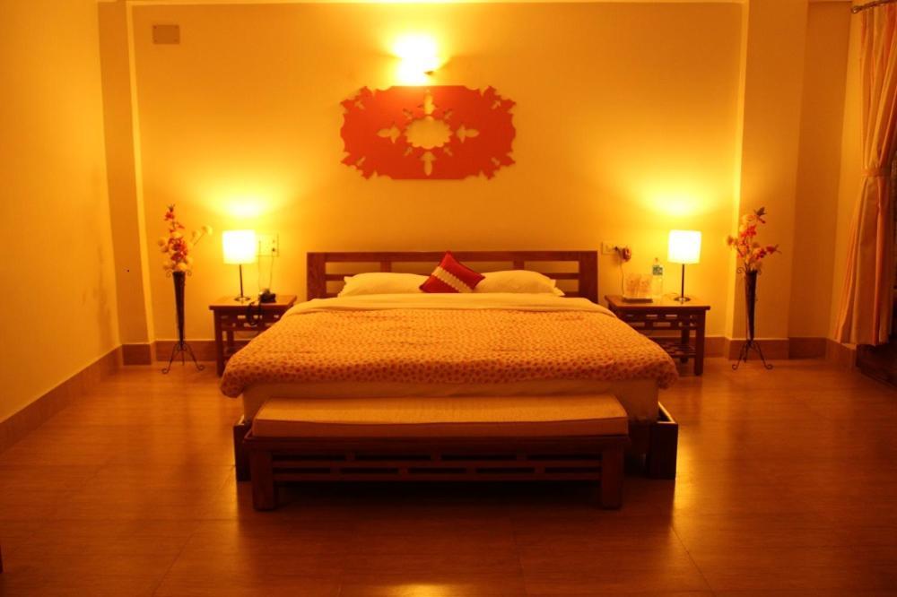 The Pink Door Hotel in Kalimpong