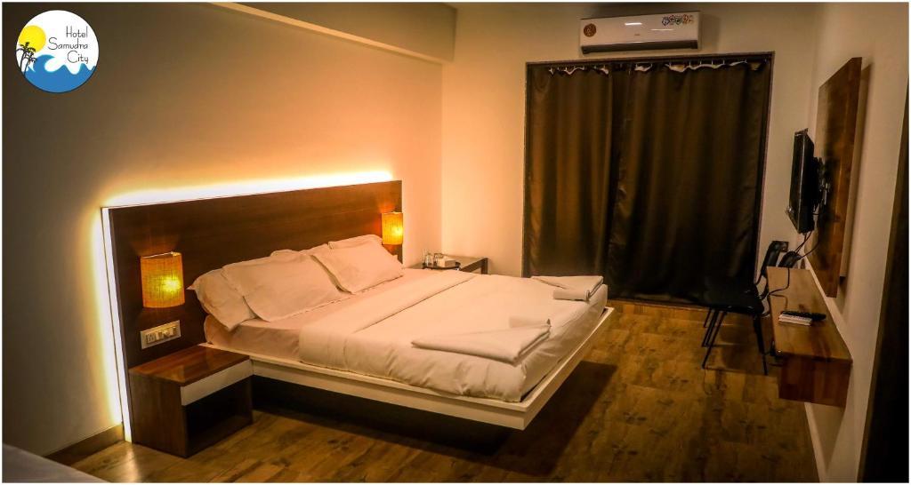 Hotel Samudra City in Alibag