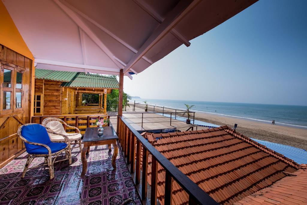 Om Sai Beach Huts in Goa