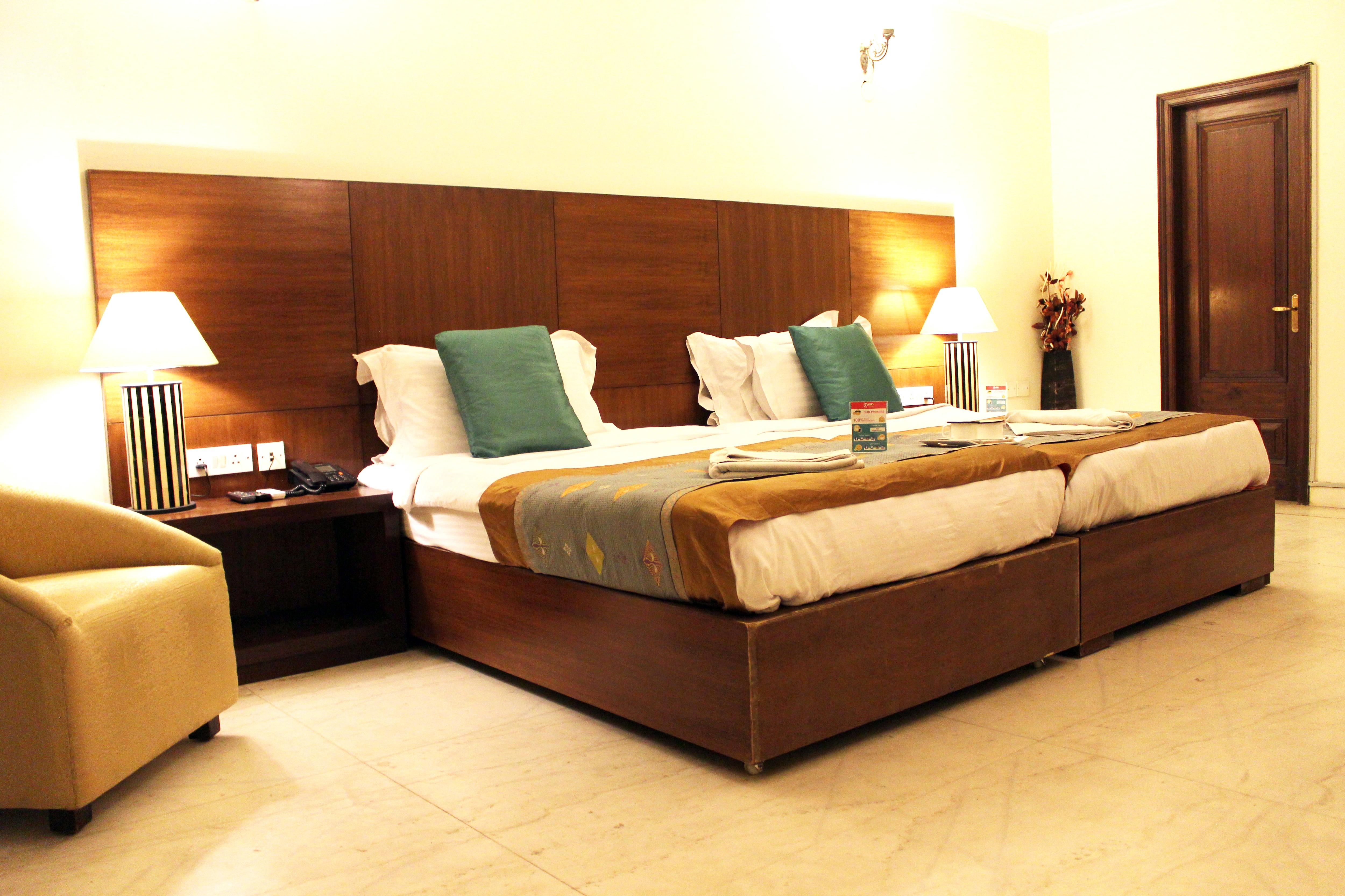 Oyo 610 Hotel Residence Phase 3 in Gurugram