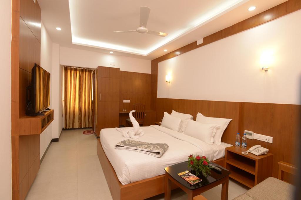 The Acacia Hotel in Coimbatore