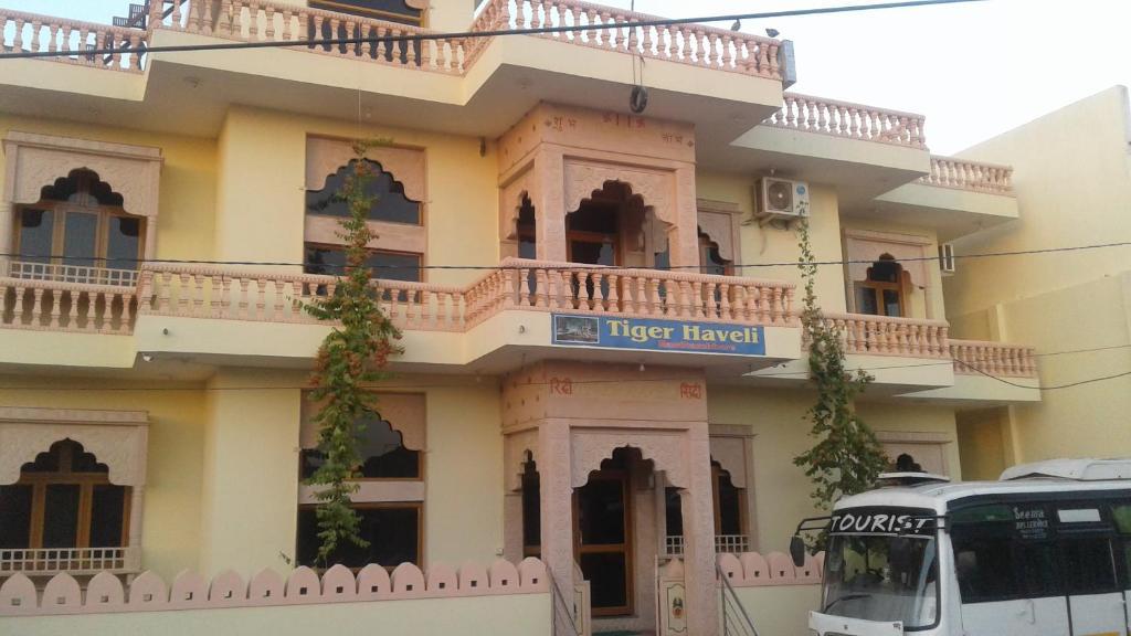 Hotel Tiger Haveli in Sawai Madhopur