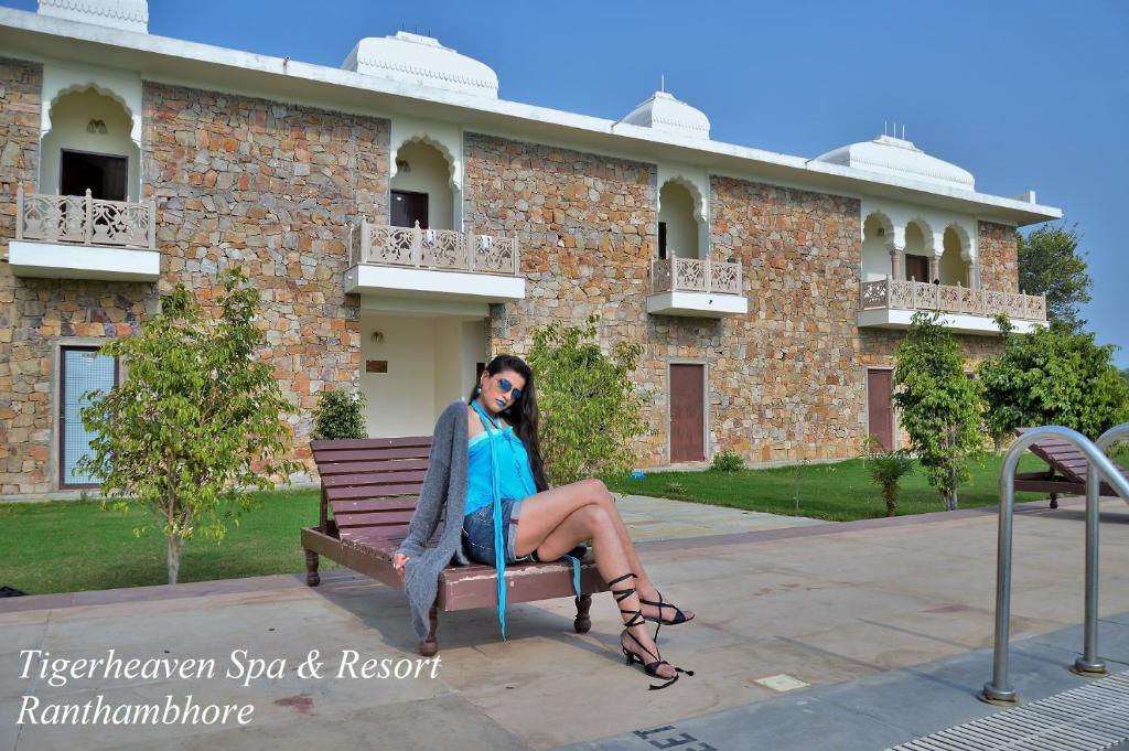 Tiger Heaven Spa & Resorts Ranthambhore in Sawai Madhopur