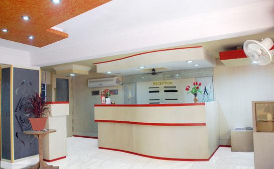Sharda Inn Hotel in Raipur