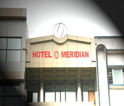 Hotel Meridian in Jamshedpur