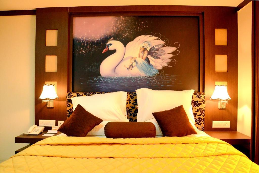 Hotel Sky Pearl in Kannur