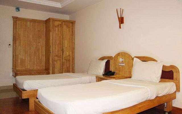 Hotel Sky Park in Kannur