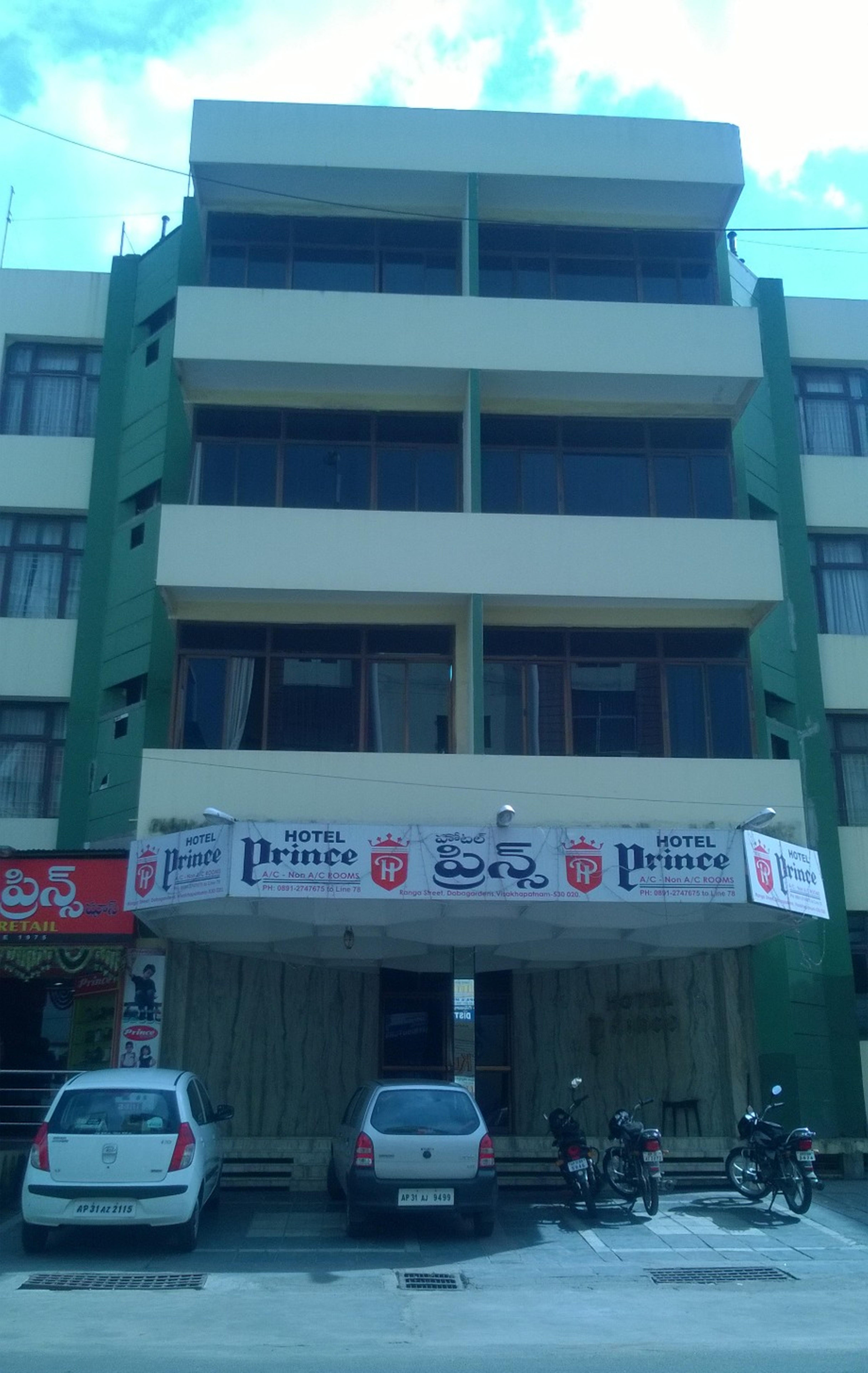 Prince Hotel in Vishakhapatnam