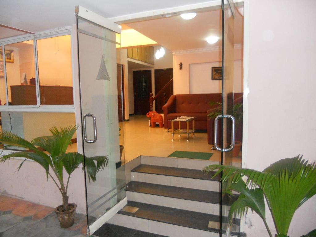Aishwariya Park Hotel in Coimbatore