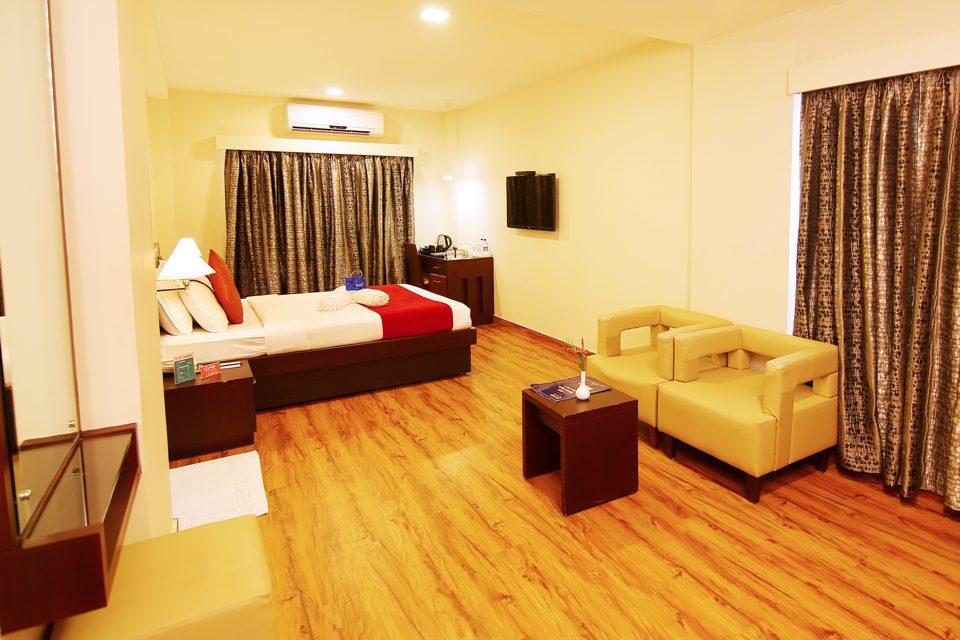 OYO 1895 Hotel BROAD BEAN in Kochi