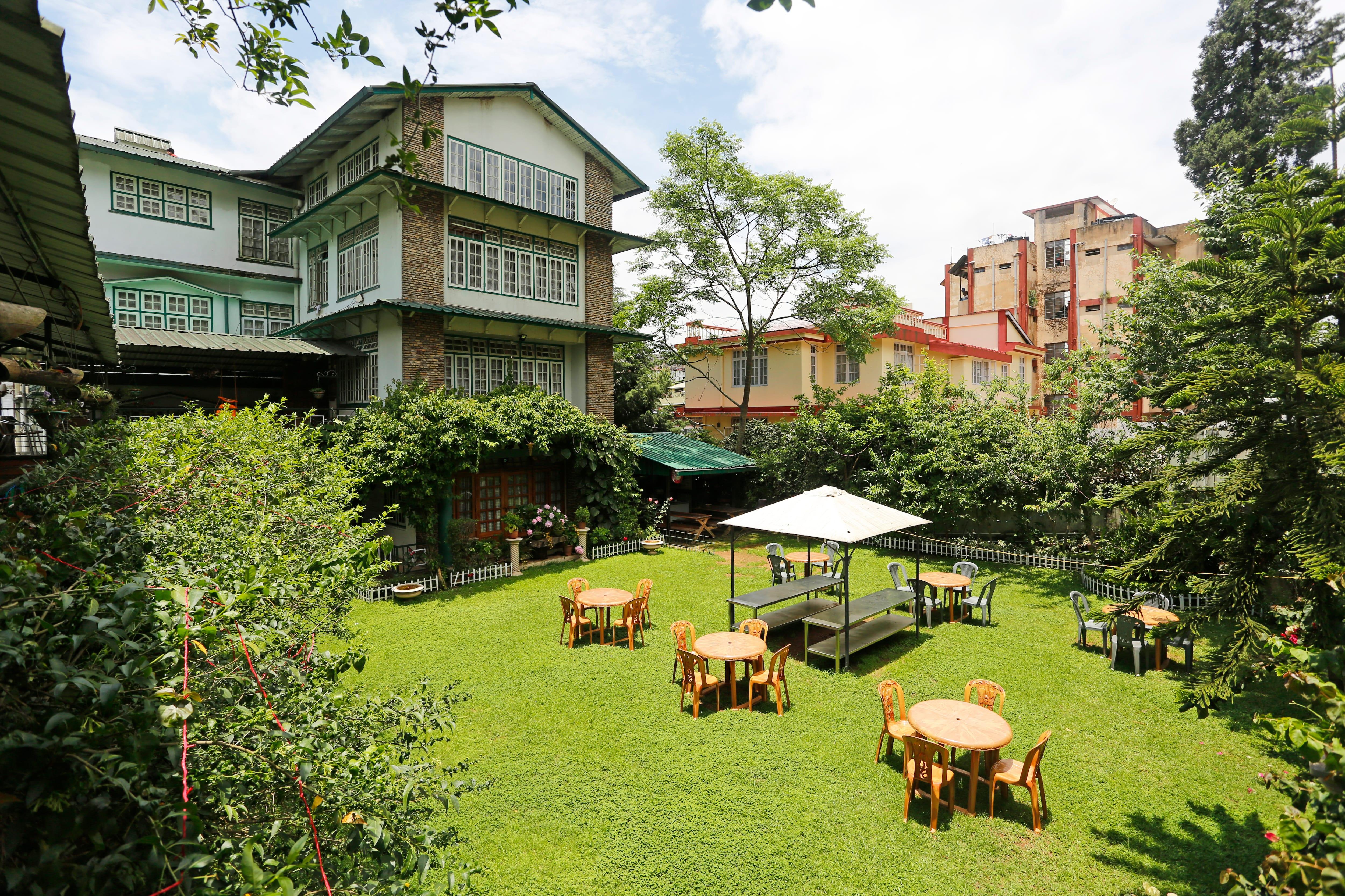 OYO 2402 Hotel Highwinds in Shillong