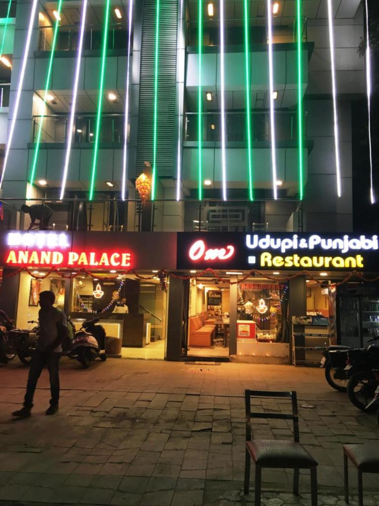 Hotel Anand Palace in Shirdi