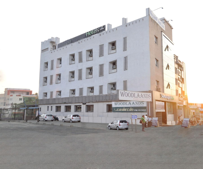 OYO 3853 Sivamurugan Hotels in Kumbakonam