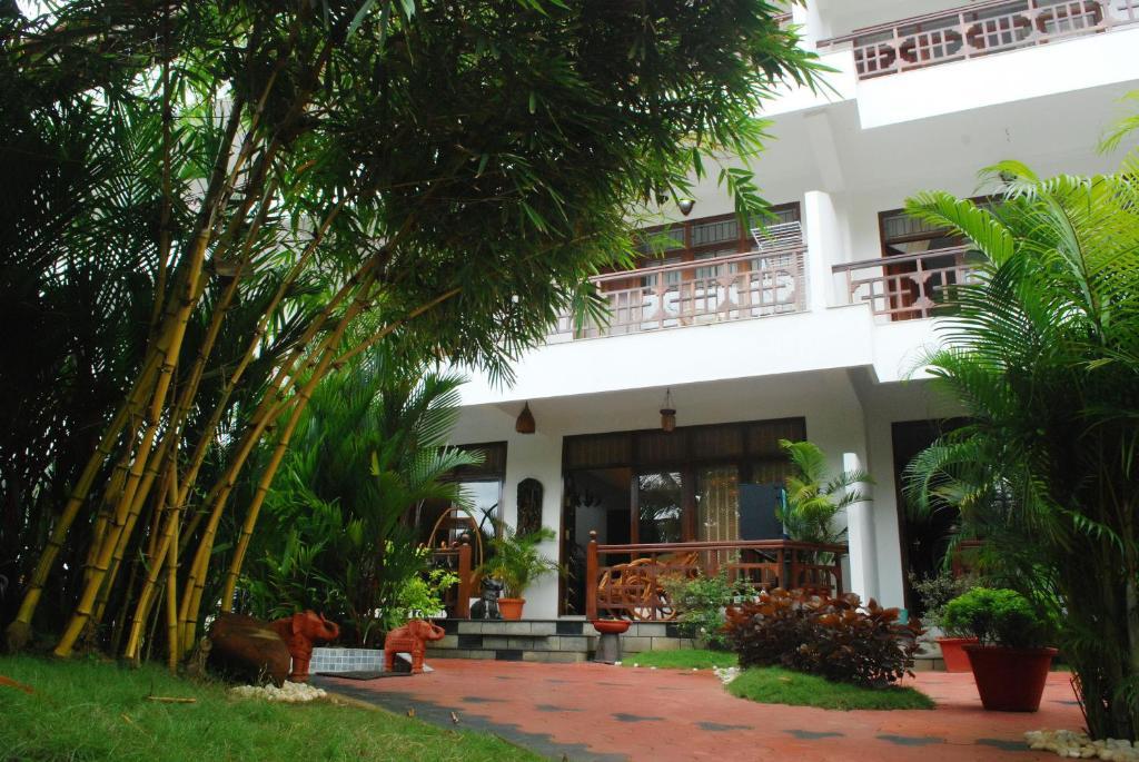 Chakra Ayurvedic Resort in Kovalam