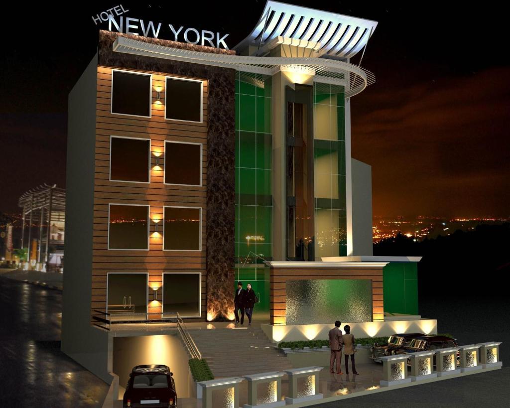 Hotel New York Plaza in Una