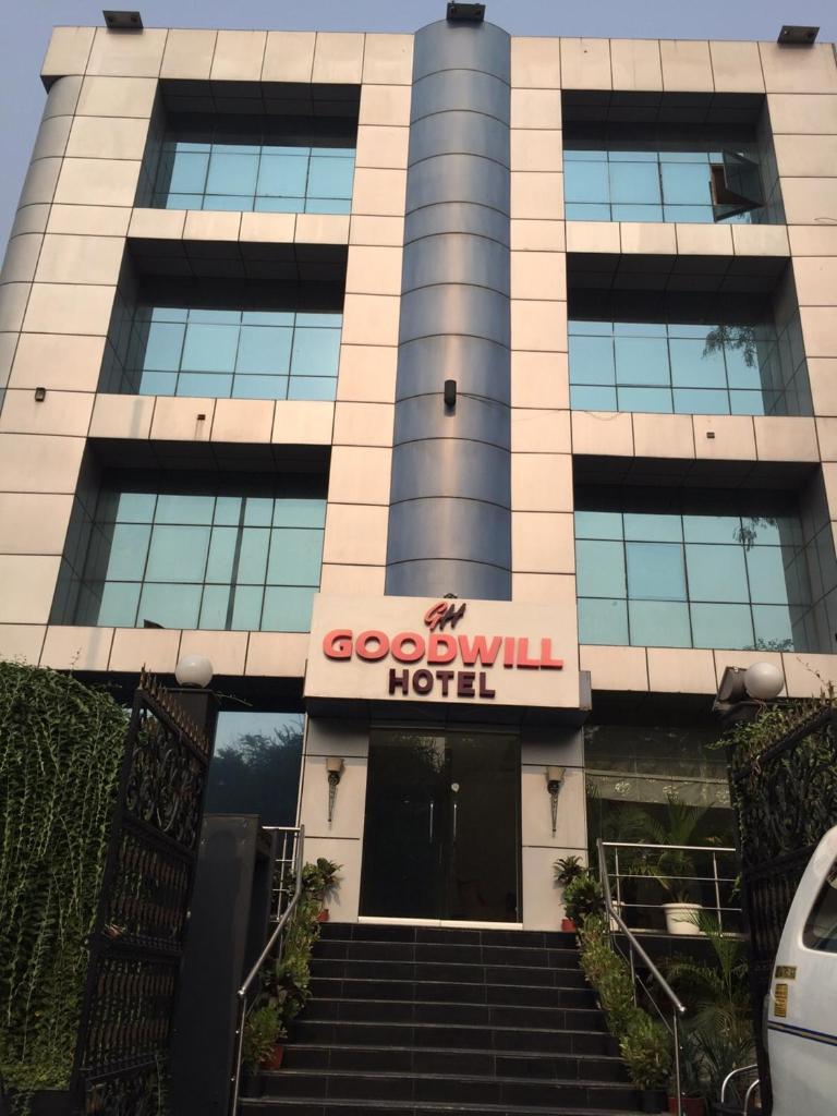 Hotel Goodwill in New Delhi