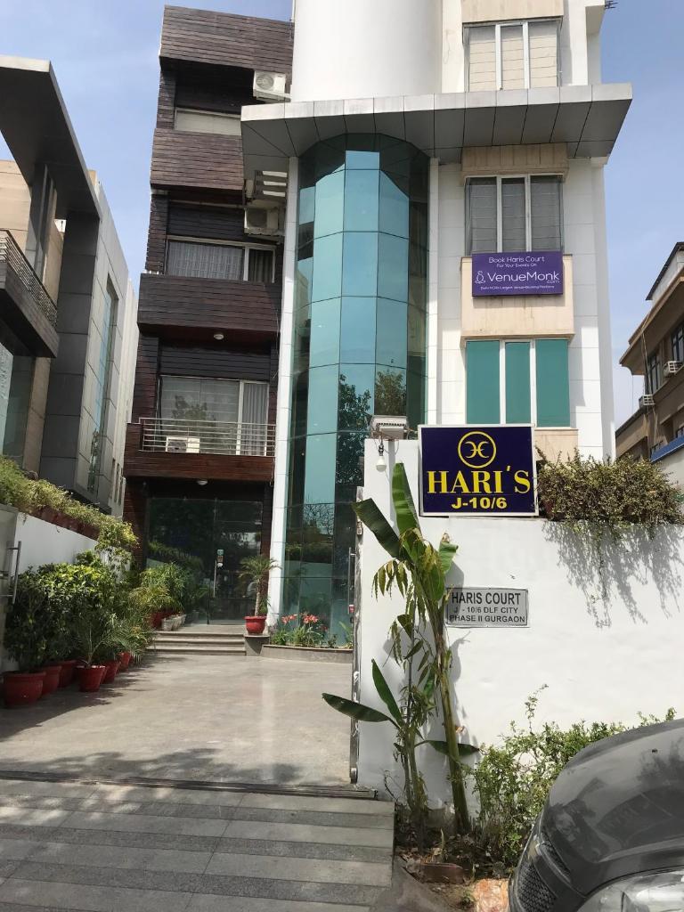 Hotel Hari's Mg Road Metro in Gurugram