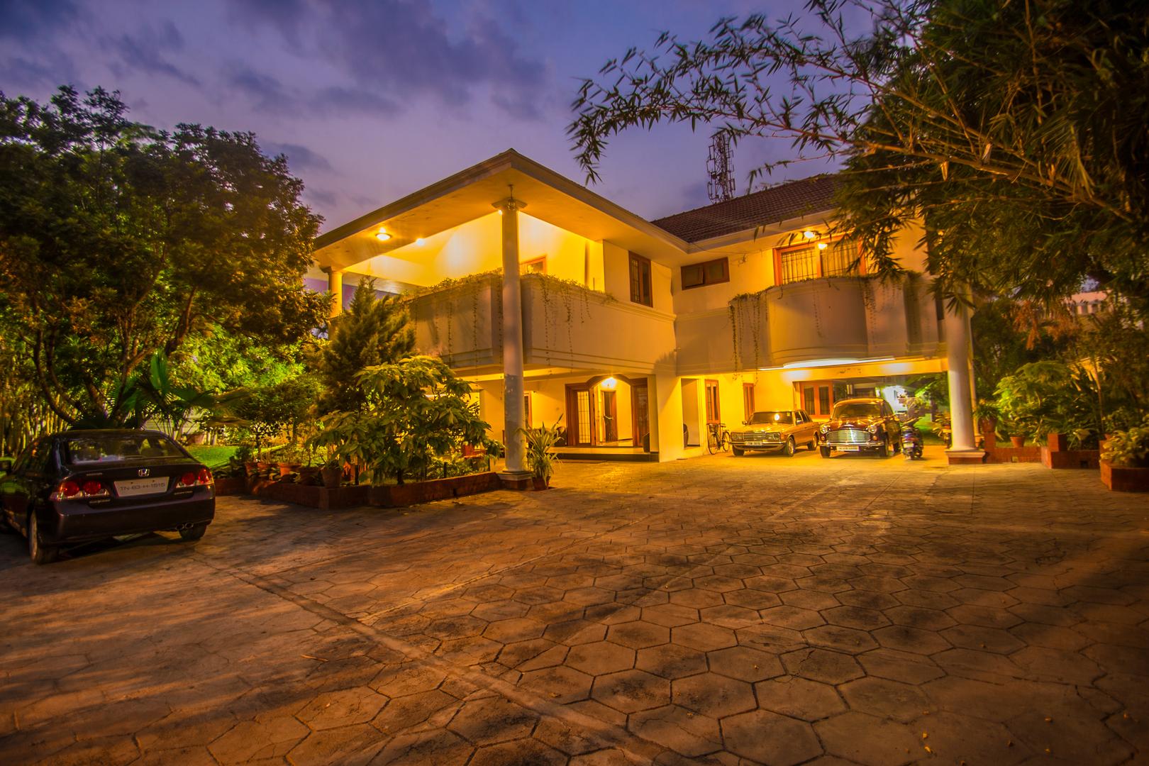 Dwarak Inn in Coimbatore