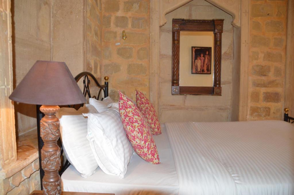 Saffron Guest House in Jaisalmer
