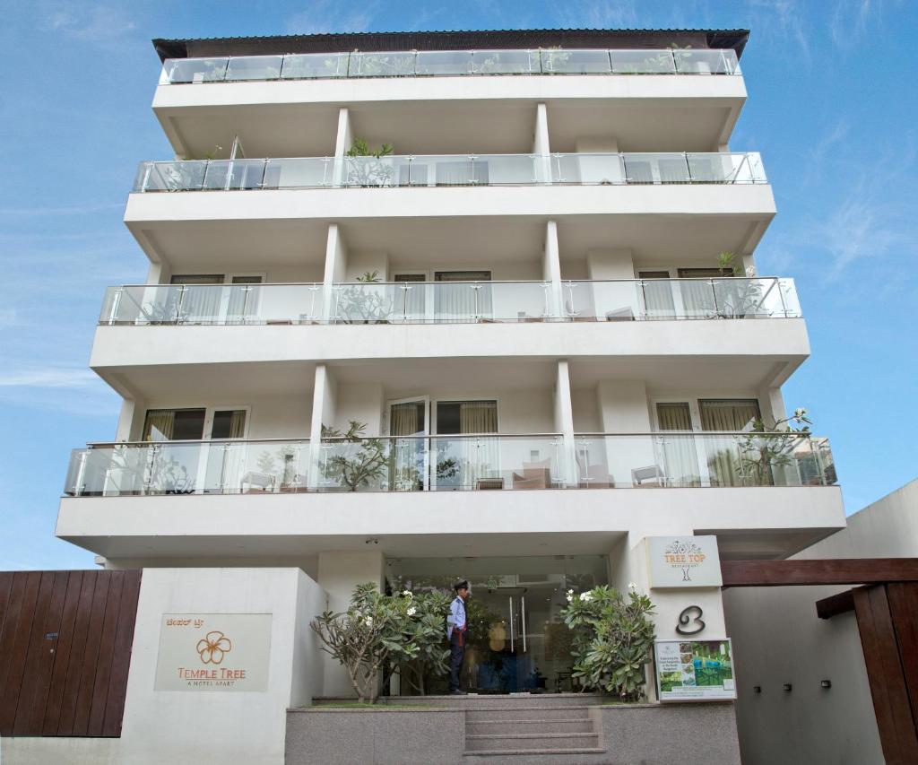 Temple Tree Hotel in Bengaluru