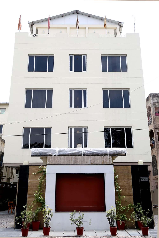 Vista Rooms at Sahelion Ki Bari in Udaipur
