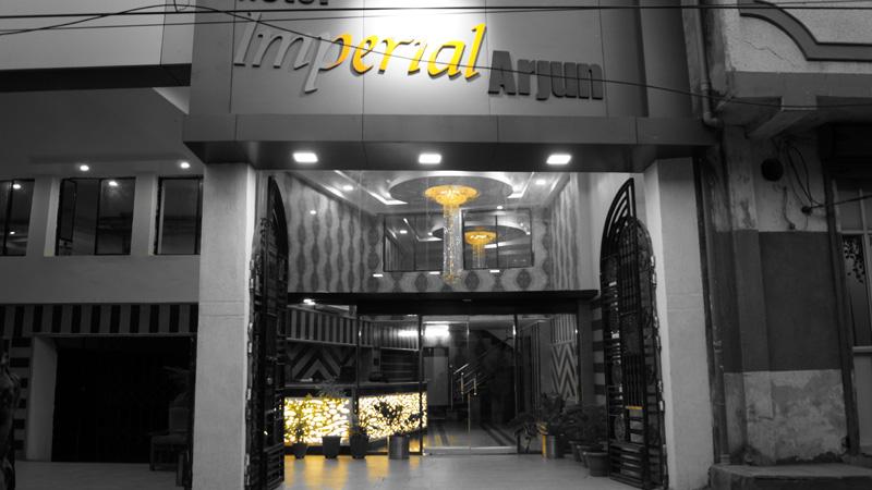 Hotel Imperial Arjun in Raipur