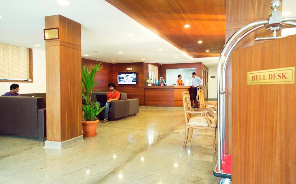 Hotel Rainbow Suites in Kannur