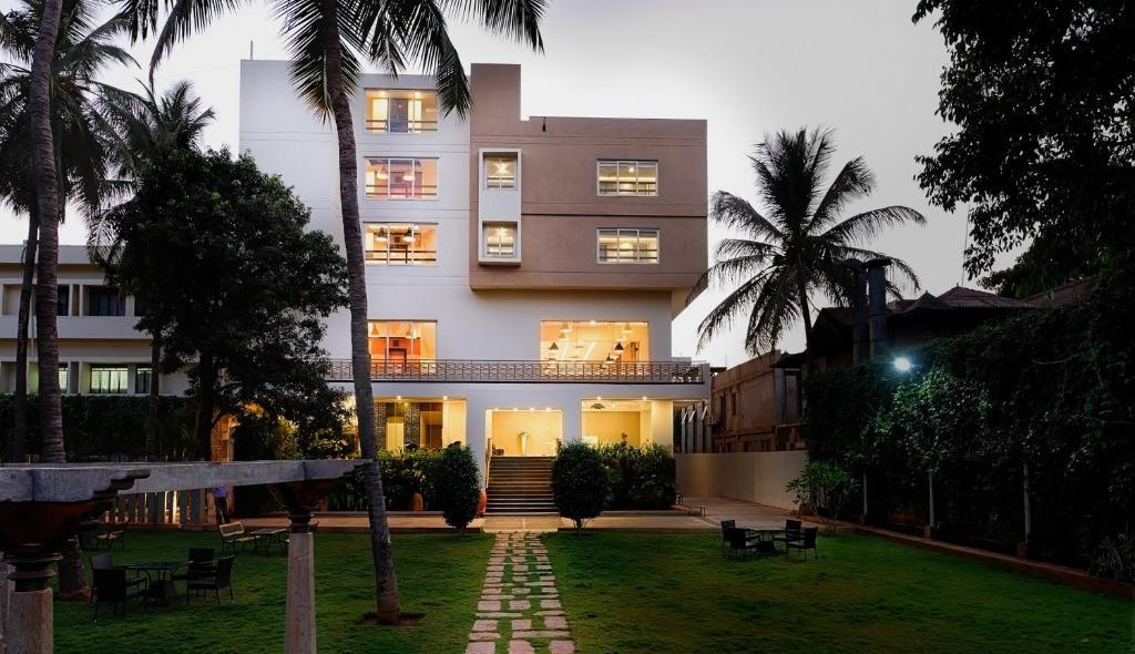 Hotel Priyadarshini Pride in Hospet